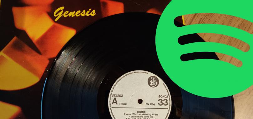 Genesis Spotify