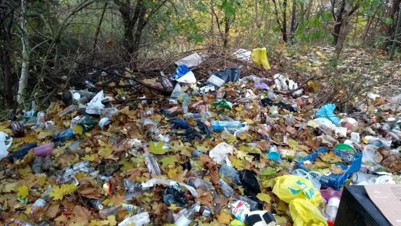 Nielegalne wysypiska odpadów